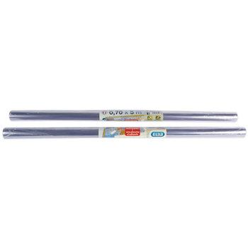 OXFORD Rouleau Couvre-Livres - 70x500cm - PVC Lisse - Epaisseur 8/100e - Incolore