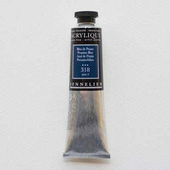 SENNELIER Acrylique Extra fine Tube 60ml Bleu de Prusse S2