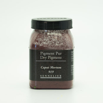 SENNELIER Pigment Pot 200ml Caput Mortum - 170g