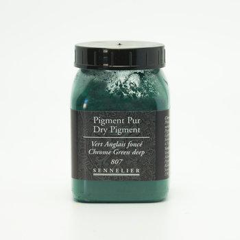 SENNELIER Pigment Pot 200ml Vert Anglais Foncé - 130g