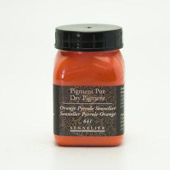 SENNELIER Pigment Pot 200ml Orange Pyrrole- 25g