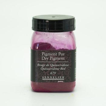 SENNELIER Pigment Pot 200ml Rouge de Quinacridone - 30g
