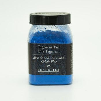 SENNELIER Pigment Pot 200ml Bleu de Cobalt Véritable - 130g