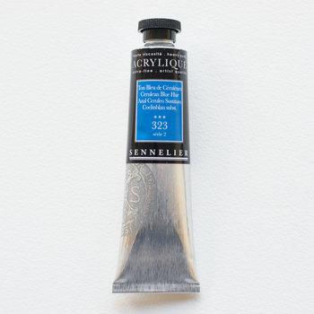 SENNELIER Acrylique Extra fine Tube 60ml Ton Bleu de Céruleum S2