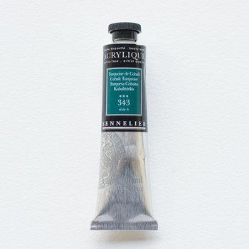 SENNELIER Acrylique Extra fine Tube 60ml Turquoise de Cobalt S6