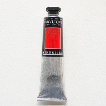 SENNELIER Acrylique Extra fine Tube 60ml Rouge de Cadmium S6