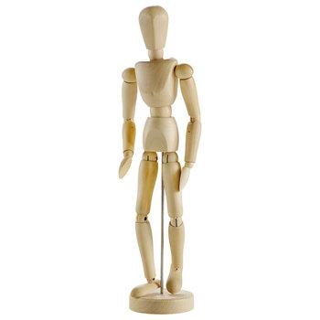 SENNELIER Mannequin Homme 30cm Verni