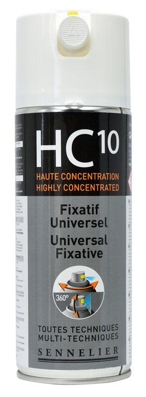 SENNELIER Additif Fixatif HC10 Aérosol 400 ml