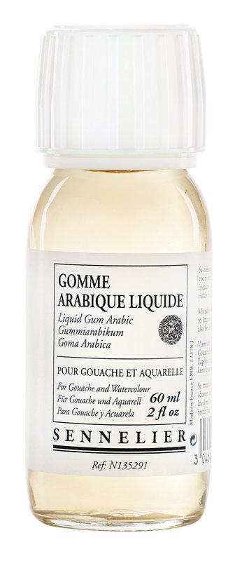 SENNELIER Additif Gomme Arabique liquide Flacon 60ml