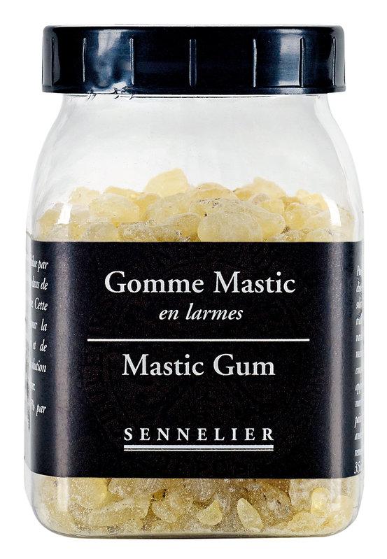 SENNELIER Additif Gomme Mastic en larmes Pot 100g