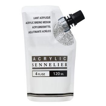 SENNELIER Liant acrylique - doypack 120 ml