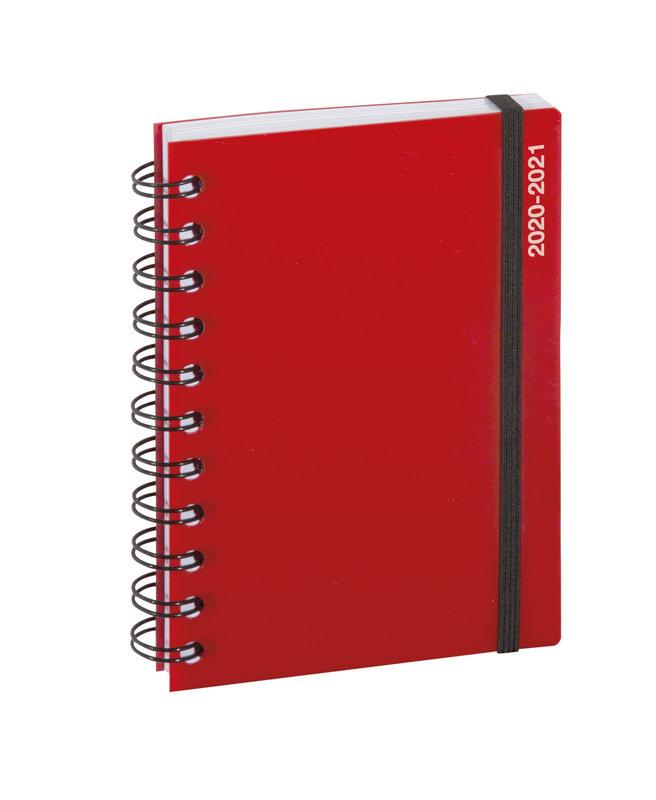 EXACOMPTA Agenda Scolaire 1 jour par page Forum Work & After Iderama 150x100 couleurs aléatoires