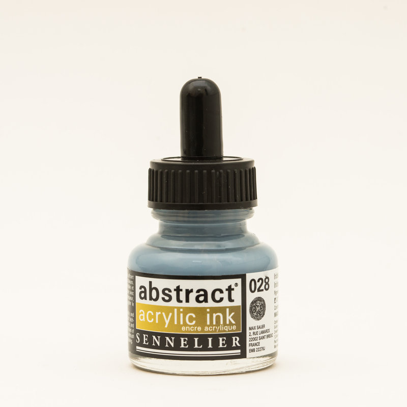 SENNELIER Abstract encre 30ml Irisdescent or