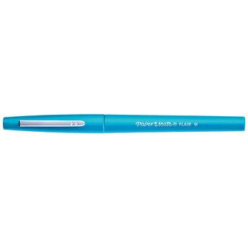 PAPERMATE Feutre d'écriture Paper Mate Flair 1 mm Turquoise