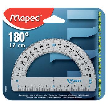 MAPED Rapporteur 180° base 12 cm - ALUMINIUM