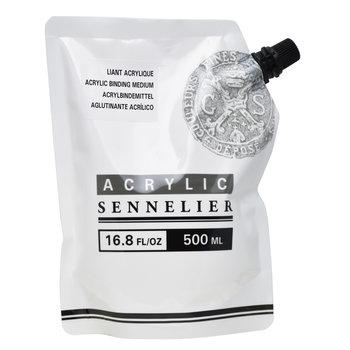 SENNELIER Liant acrylique - doypack 500 ml