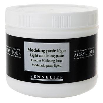 SENNELIER Additif Modeling paste léger Pot 500ml