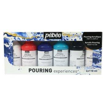 PEBEO Set Pouring 6X118ml