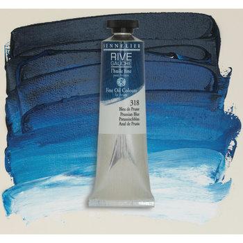 SENNELIER Rive Gauche Huile fine 40ml - Bleu de Prusse