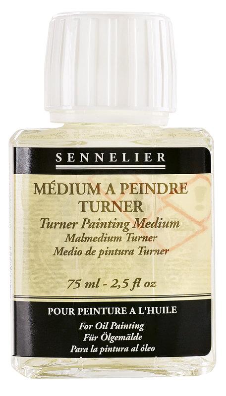 SENNELIER Additif Médium à peindre Turner Flacon 75ml