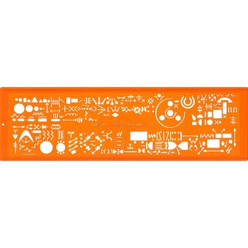 MINERVA Trace symboles électrographe n° 13A