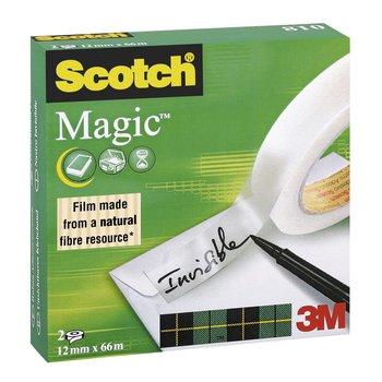 SCOTCH Ruban Scotch® Magic™  19mm x 33m, boite individuelle