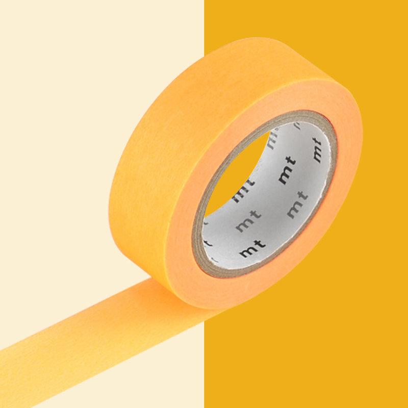 MT MASKING TAPE MT 1P Uni - shocking orange (orange fluo)