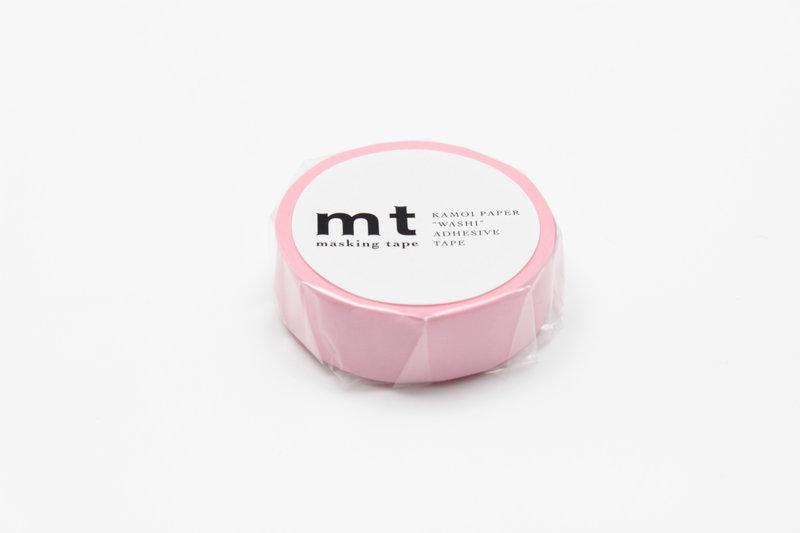 MT MASKING TAPE MT 1P Uni - rose pink