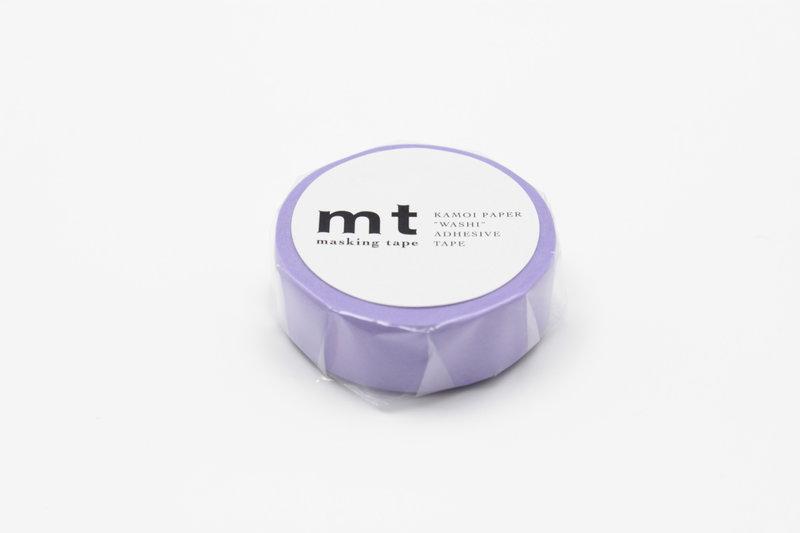MT MASKING TAPE MT 1P Uni - lavender (violet)