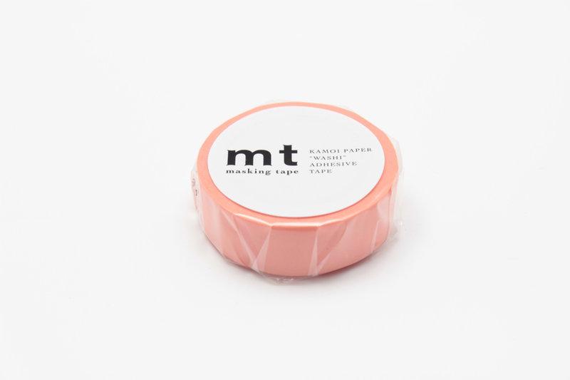 MT MASKING TAPE MT 1P Uni - salmon pink