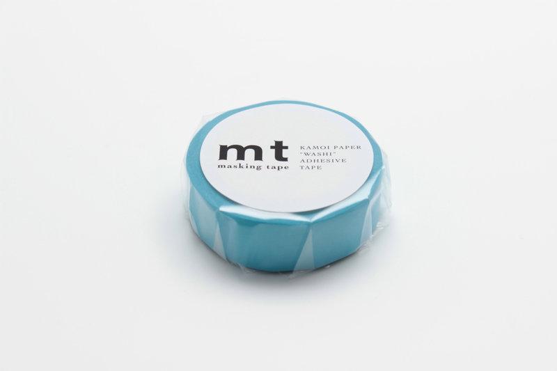 MT MASKING TAPE MT 1P Uni - bleu mizu