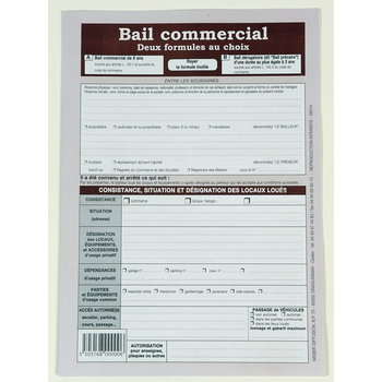 WEBER DIFFUSION Kit bail commercial