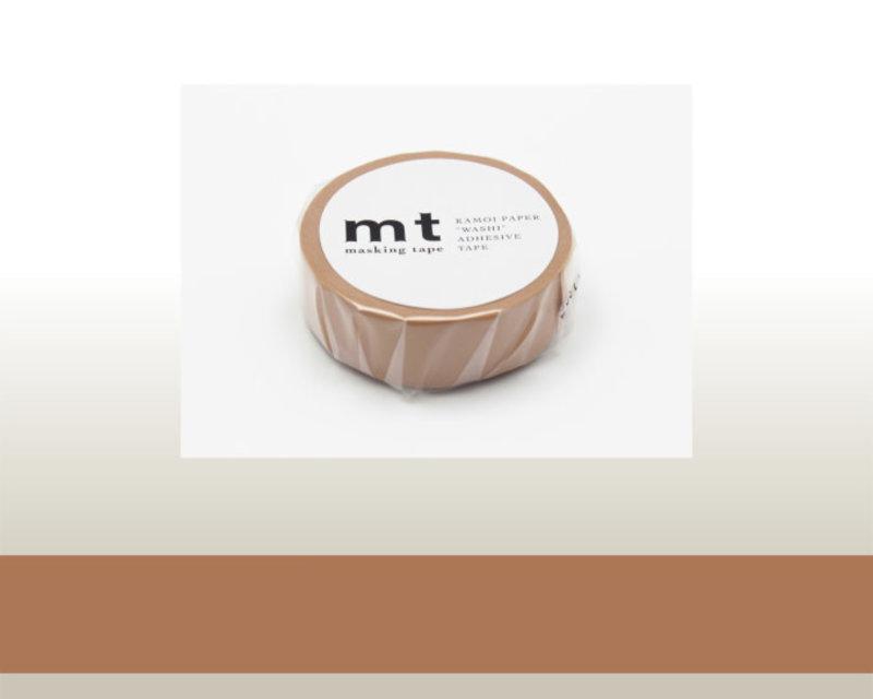 MT MASKING TAPE MT 1P Uni - marron cork