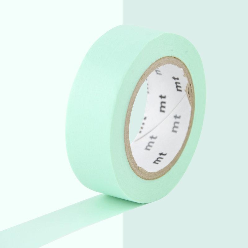 MT MASKING TAPE MT 1P Uni - pastel vert / emerald