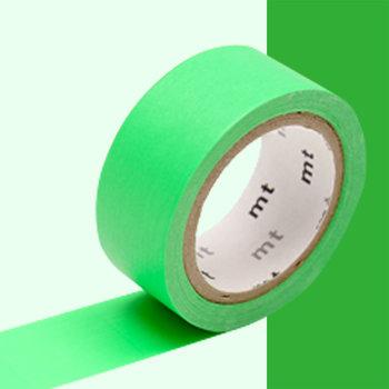 MT MASKING TAPE MT EXTRA-FLUO luminescent vert / green