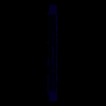 TOMBOW ER-KUS Recharge pour stylo gomme MONO zéro, pointe rectangulaire diamètre 2,5 mm x 5 mm, 2 unités en tube