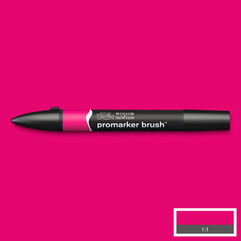 WINSOR & NEWTON Promarker Brush Magenta (M865)