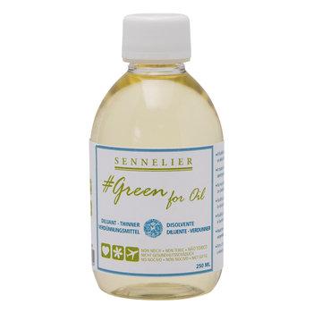 SENNELIER Diluant 250ml - GREEN FOR OIL