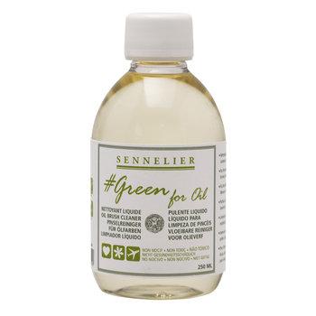 SENNELIER Nettoyant liquide 250ml - GREEN FOR OIL