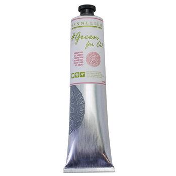 SENNELIER Medium gel 200ml - GREEN FOR OIL