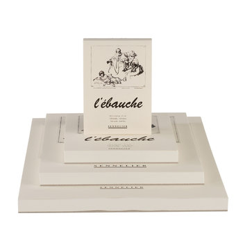 SENNELIER Album Esquisse 10,5x14,8cm 120 feuilles