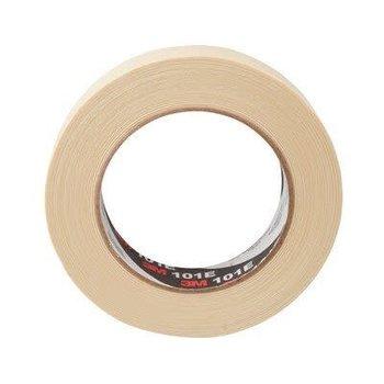 3M Ruban adhésif de masquage papier crêpé 3M™ 101E, Beige, 18 mm x 50 m