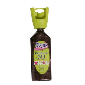DIAM'S DIAM'S 3D, 37ml, Nacré Chocolat