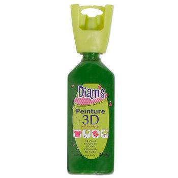 DIAM'S DIAM'S 3D, 37ml, Brillant Vert Sapin