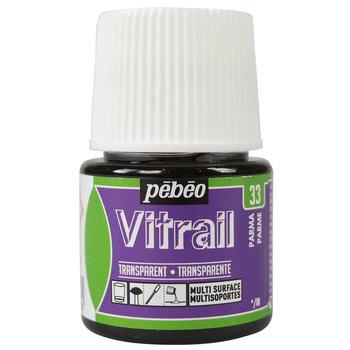 PEBEO Peinture Vitrail transparente - 45 ml - Parme