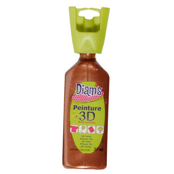 DIAM'S DIAM'S 3D, 37ml, Nacré Cuivre