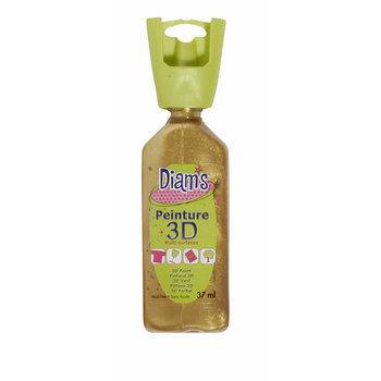 DIAM'S DIAM'S 3D, 37ml, Nacré Or Antique