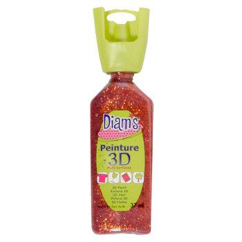 DIAM'S DIAM'S 3D, 37ml, Pailleté Cuivre