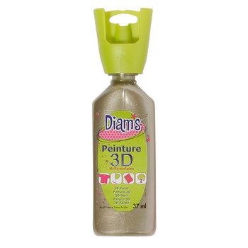 DIAM'S DIAM'S 3D, 37ml, Nacré Taupe