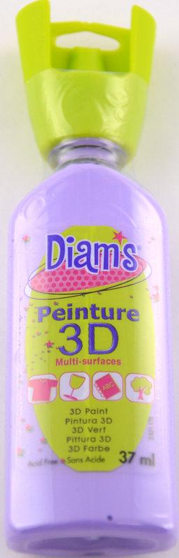 DIAM'S 3D, 37ml, Brillant Iris